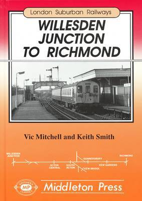 Willesden Junction to Richmond by Vic Mitchell
