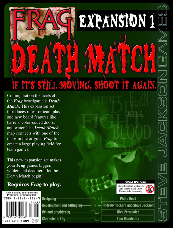 Frag: Death Match Expansion 1 image