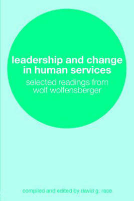 Leadership and Change in Human Services image