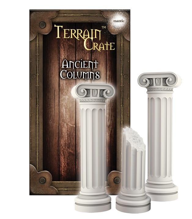 TerrainCrate: Ancient Columns