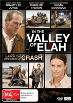 In The Valley Of Elah on DVD