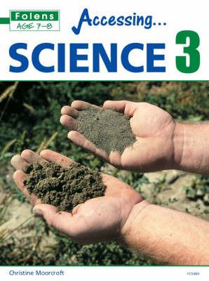 Science: Bk. 3: Pupil Book by Christine Moorcroft image