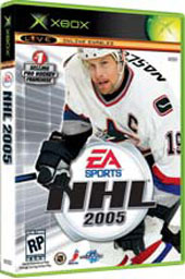 NHL 2005 for Xbox