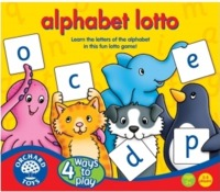 Orchard Toys: Alphabet Lotto Game