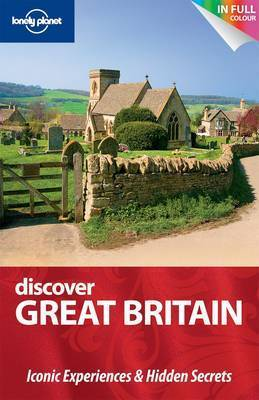 Discover Great Britain (Au and UK) by Oliver Berry