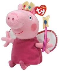 Peppa Pig - TY Beanie Princess image