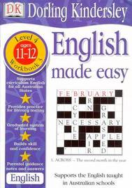 English Made Easy Level 4 (Age 11-12): Workbook 3 by Dorling Kindersley image
