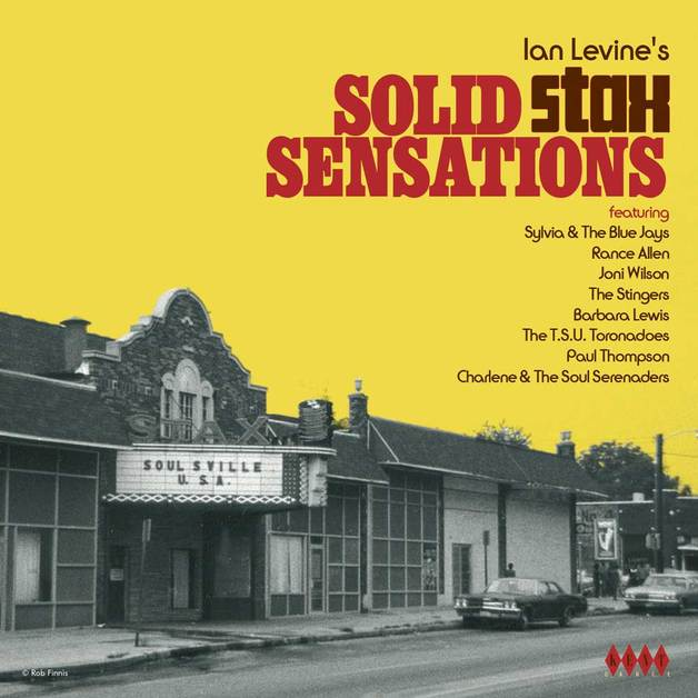Ian Levine's Solid Stax Sensations by Various