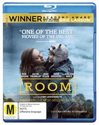 Room on Blu-ray
