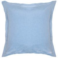 Bambury Euro Pillow Case (Charleston Blue)