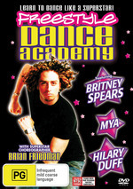 Freestyle - Dance Academy on DVD