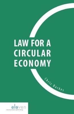Law for a Circular Economy by Chris Backes image