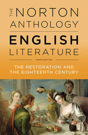 The Norton Anthology of English Literature by Greenblatt