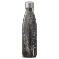 S'well Insulated Bottle - Bahamas Gold Marble (500ml)