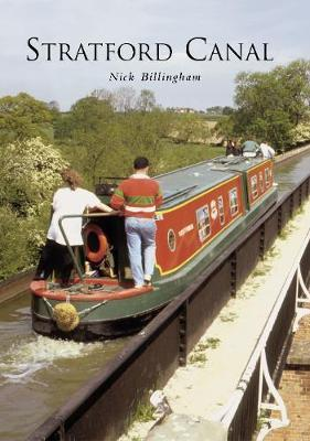 Stratford Canal by Nick Billingham