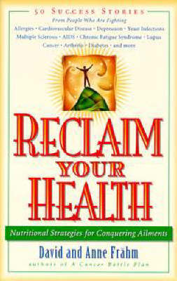 Reclaim Your Health by David J. Frahm image