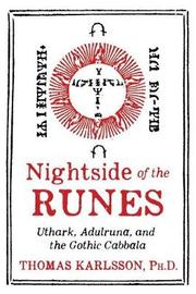 Nightside of the Runes by Thomas Karlsson