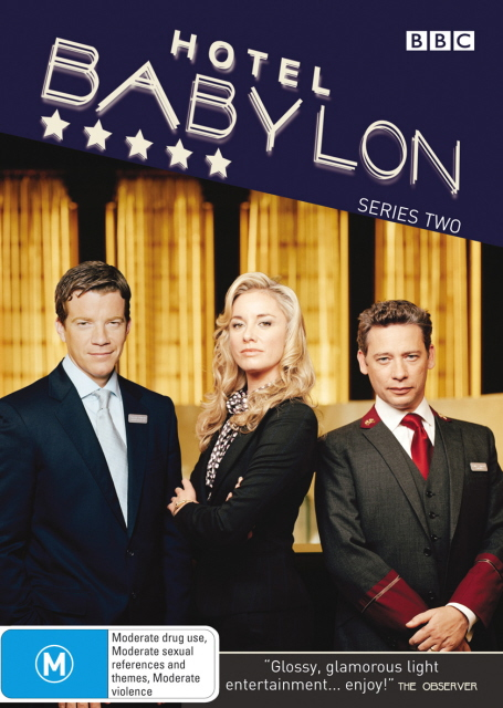 Hotel Babylon - Series 2 (3 Disc Set) on DVD image