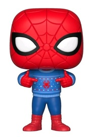 Marvel Holidays - Spider-Man (Ugly Sweater Ver.) Pop! Vinyl Figure