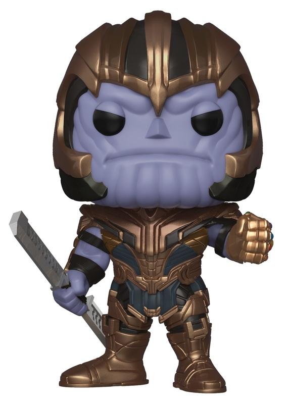 Avengers: Endgame - Thanos Pop! Vinyl Figure