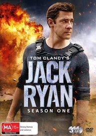 Jack Ryan Season 1 on DVD