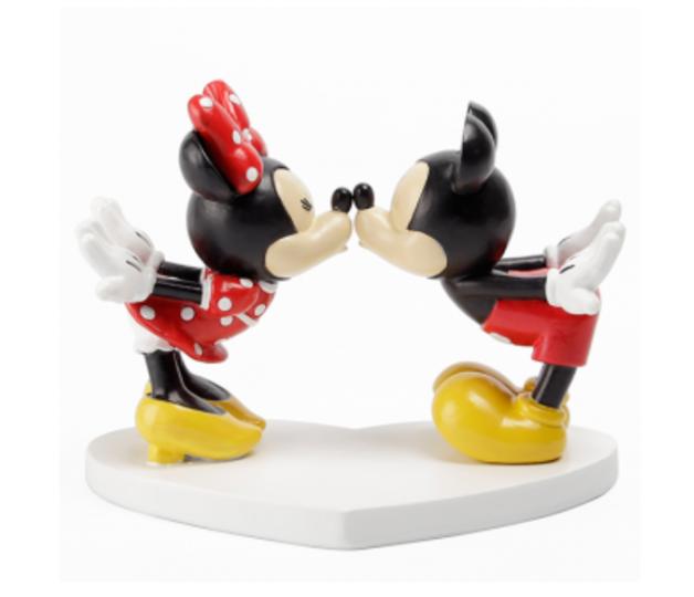 Figurine: Mickey & Minnie 'True Love'