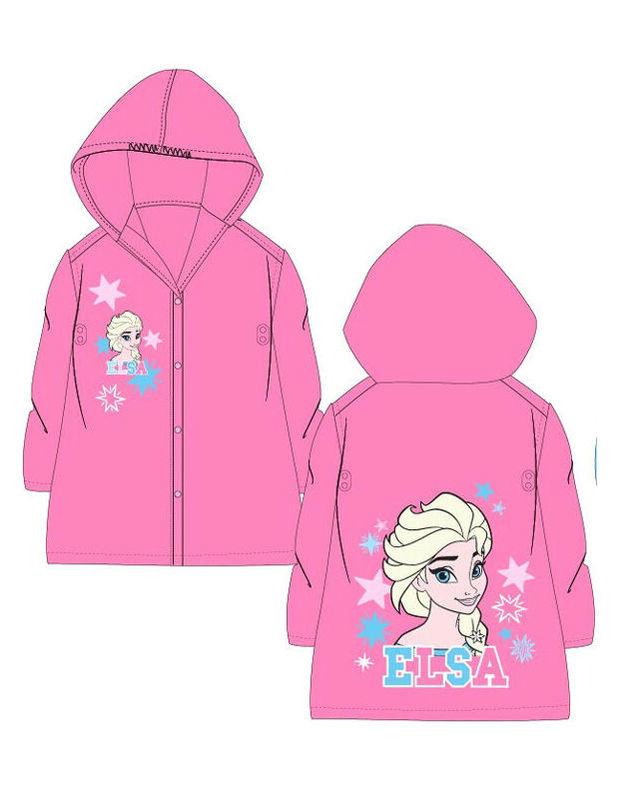 Disney: Frozen 2 Kids Raincoat - Pink (Size: 5/6)