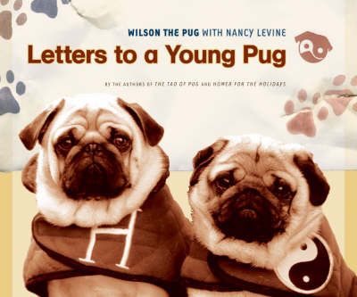 Letters to a Young Pug by Wilson the Pug image