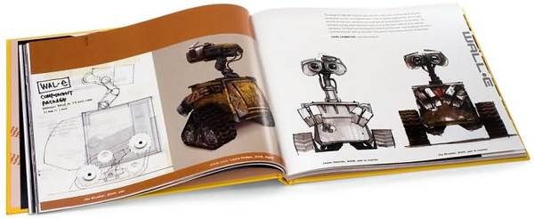 Art of Wall.E by Tim Hauser image
