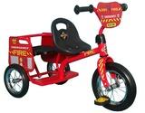 Eurotrike: Tandem Trike - Fire