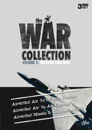 War Collection, The - Vol. 3: The Fighters And Bombers Of WWII (3 Disc Box Set) on DVD