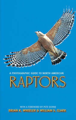 A Photographic Guide to North American Raptors by Brian K. Wheeler