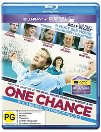 One Chance on Blu-ray