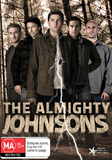 The Almighty Johnsons - Series 1 DVD