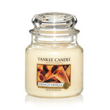 Yankee Candle Medium Jar - French Vanilla (411g)
