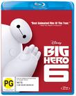 Big Hero 6 on Blu-ray