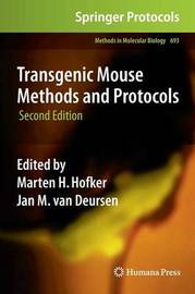 Transgenic Mouse Methods and Protocols