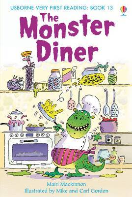 The Monster Diner by Mairi Mackinnon