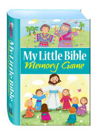 My Little Bible Memory Game by Karen Williamson