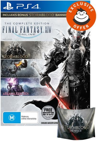 final fantasy xiv starter edition ps4