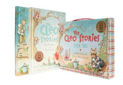 The Cleo Stories Book Bag by Libby Gleeson image