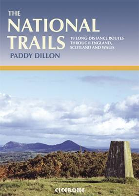 The National Trails: Complete Guide to Britain's National Trails by Paddy Dillon image