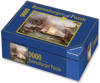 Ravensburger 9000pc Puzzle - Bombardment of Algiers