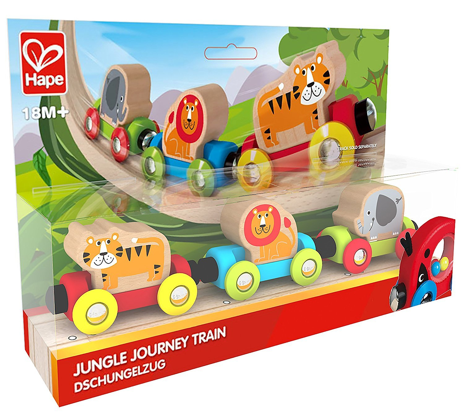 Hape: Jungle Journey Train image