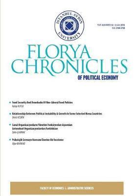 Florya Chronicles of Political Economy Oct 2016
