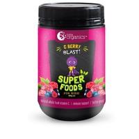 Nutra Organics Nutra C Berry Blast (200g)