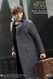 Fantastic Beasts: Newt Scamander (Grey Coat Ver.) - 1:6 Scale Articulated Figure