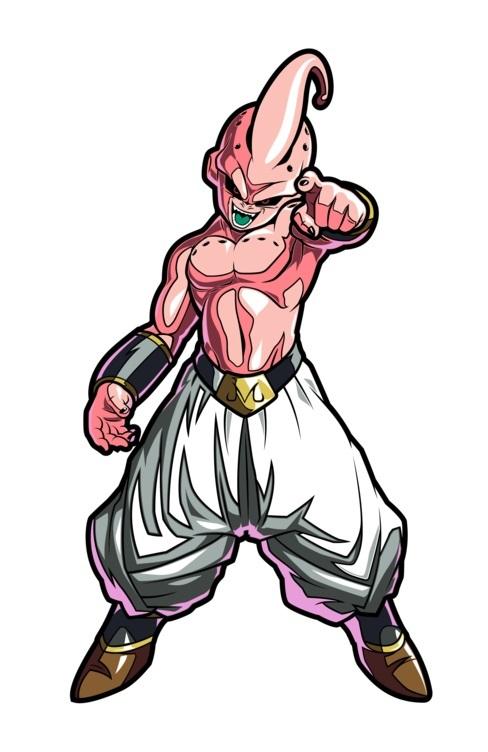 Dragon Ball FighterZ: Kid Buu (#173) - FiGPiN image