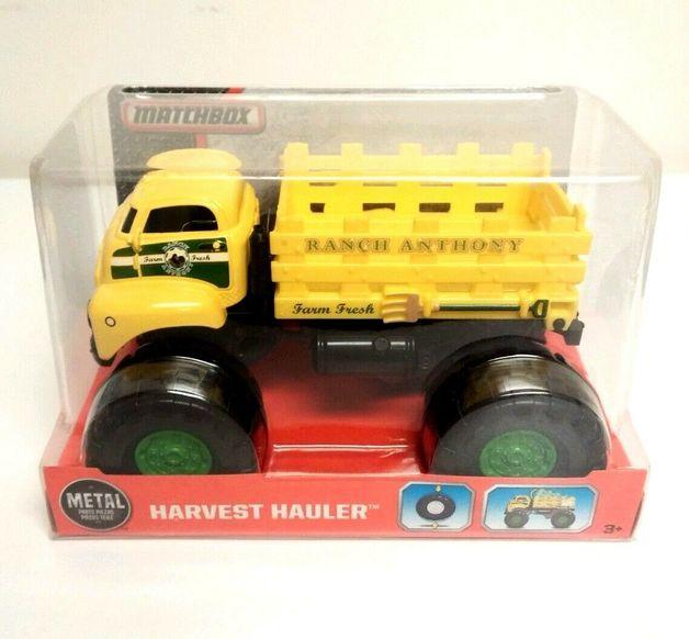Match Box: 1:24 Die Cast Vehicle - Harvest Hauler