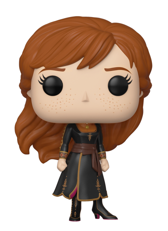 Frozen 2: Anna (Travelling Ver.) - Pop! Vinyl Figure